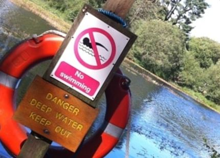 Open Water Danger